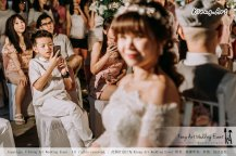 Malaysia Kuala Lumpur Wedding Decoration Kiong Art Wedding Deco Eternal Registration of Marriage Ceremony Open-air Party of Jack and Fish ROM at Kluang Container Hotel A14-A01-234