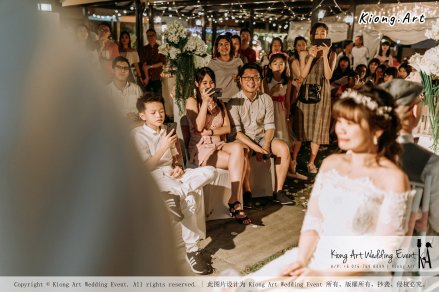 Malaysia Kuala Lumpur Wedding Decoration Kiong Art Wedding Deco Eternal Registration of Marriage Ceremony Open-air Party of Jack and Fish ROM at Kluang Container Hotel A14-A01-238