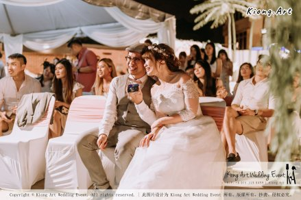 Malaysia Kuala Lumpur Wedding Decoration Kiong Art Wedding Deco Eternal Registration of Marriage Ceremony Open-air Party of Jack and Fish ROM at Kluang Container Hotel A14-A01-251