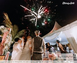 Malaysia Kuala Lumpur Wedding Decoration Kiong Art Wedding Deco Eternal Registration of Marriage Ceremony Open-air Party of Jack and Fish ROM at Kluang Container Hotel A14-A01-254