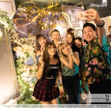 Online Star Birthday Party Ah Jie 文王爷 网红 at Our Place Cafe Puchong Malaysia Kuala Lumpur Wedding Decoration Kiong Art Wedding Deco One-stop Wedding Planning Selangor A13-A01-06