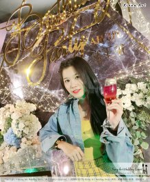 Online Star Birthday Party Ah Jie 文王爷 网红 at Our Place Cafe Puchong Malaysia Kuala Lumpur Wedding Decoration Kiong Art Wedding Deco One-stop Wedding Planning Selangor A13-A01-40