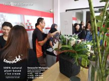 Smoocth Malaysia Vegan Ice Cream Malaysia at Batu Pahat Johor Malaysia Dessert Wholesale Ice Cream and Retail Ice Cream Plant-Based Products Taste The Different of Rice Cream B01-005