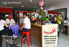 Smoocth Malaysia Vegan Ice Cream Malaysia at Batu Pahat Johor Malaysia Dessert Wholesale Ice Cream and Retail Ice Cream Plant-Based Products Taste The Different of Rice Cream B01-008
