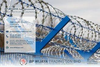 BP Wijaya Trading Sdn Bhd Pagar Malaysia Selangor Kuala Lumpur Pengeluar Pagar Keselamatan Pagar Taman Pagar Bangunan Pagar Kilang Pagar Rumah Bandar Pemborong Pagar Keselamatan A01-008