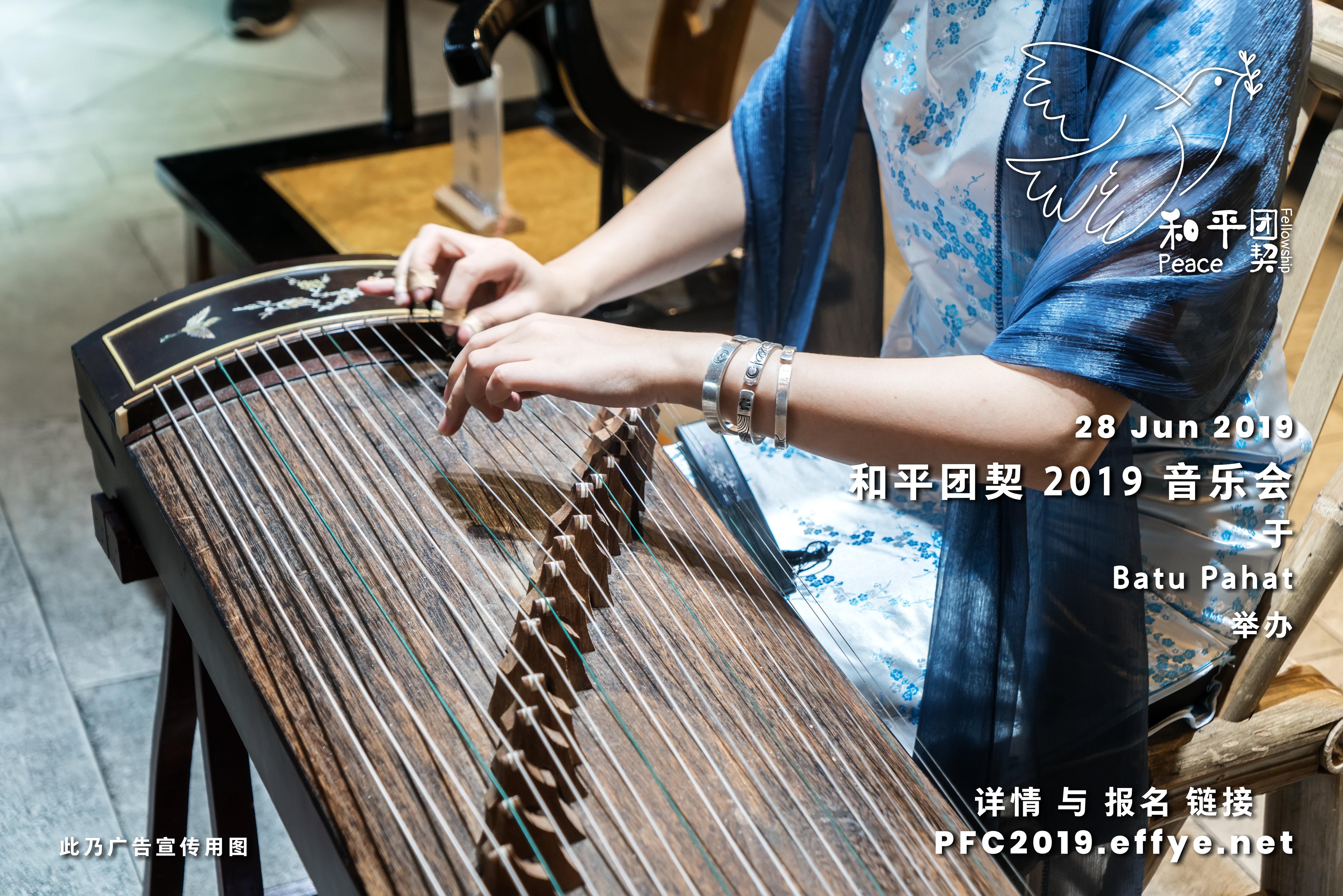 峇株巴辖 音乐会 和平团契 少年团 2019 音乐会 2019年 6月 28日 钢琴 吉他 小提琴 大提琴 古筝 独唱 Peace Fellowship 2019 Concert at Batu Pahat Piana Guitar Violin Cello GuZheng Singing A002