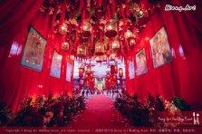 Kuala Lumpur Wedding Deco Decoration Kiong Art Wedding Deco Old Shanghai Style Wedding 旧上海风情婚礼 Steven and Tze Hui at Golden Dragonboat Restaurant 金龙船鱼翅海鲜酒家 Malaysia A16-A01-004