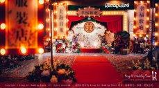 Kuala Lumpur Wedding Deco Decoration Kiong Art Wedding Deco Old Shanghai Style Wedding 旧上海风情婚礼 Steven and Tze Hui at Golden Dragonboat Restaurant 金龙船鱼翅海鲜酒家 Malaysia A16-A01-008