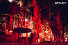 Kuala Lumpur Wedding Deco Decoration Kiong Art Wedding Deco Old Shanghai Style Wedding 旧上海风情婚礼 Steven and Tze Hui at Golden Dragonboat Restaurant 金龙船鱼翅海鲜酒家 Malaysia A16-A01-018