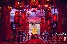 Kuala Lumpur Wedding Deco Decoration Kiong Art Wedding Deco Old Shanghai Style Wedding 旧上海风情婚礼 Steven and Tze Hui at Golden Dragonboat Restaurant 金龙船鱼翅海鲜酒家 Malaysia A16-A01-019