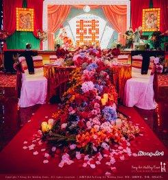 Kuala Lumpur Wedding Deco Decoration Kiong Art Wedding Deco Old Shanghai Style Wedding 旧上海风情婚礼 Steven and Tze Hui at Golden Dragonboat Restaurant 金龙船鱼翅海鲜酒家 Malaysia A16-A01-022