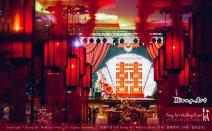 Kuala Lumpur Wedding Deco Decoration Kiong Art Wedding Deco Old Shanghai Style Wedding 旧上海风情婚礼 Steven and Tze Hui at Golden Dragonboat Restaurant 金龙船鱼翅海鲜酒家 Malaysia A16-A01-023