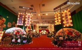 Kuala Lumpur Wedding Deco Decoration Kiong Art Wedding Deco Old Shanghai Style Wedding 旧上海风情婚礼 Steven and Tze Hui at Golden Dragonboat Restaurant 金龙船鱼翅海鲜酒家 Malaysia A16-A02-001