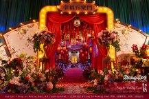 Kuala Lumpur Wedding Deco Decoration Kiong Art Wedding Deco Old Shanghai Style Wedding 旧上海风情婚礼 Steven and Tze Hui at Golden Dragonboat Restaurant 金龙船鱼翅海鲜酒家 Malaysia A16-A02-009