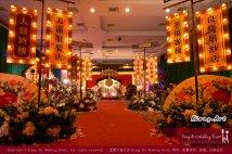 Kuala Lumpur Wedding Deco Decoration Kiong Art Wedding Deco Old Shanghai Style Wedding 旧上海风情婚礼 Steven and Tze Hui at Golden Dragonboat Restaurant 金龙船鱼翅海鲜酒家 Malaysia A16-A02-016