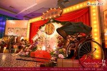 Kuala Lumpur Wedding Deco Decoration Kiong Art Wedding Deco Old Shanghai Style Wedding 旧上海风情婚礼 Steven and Tze Hui at Golden Dragonboat Restaurant 金龙船鱼翅海鲜酒家 Malaysia A16-A02-019