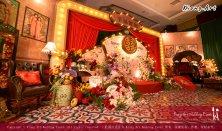 Kuala Lumpur Wedding Deco Decoration Kiong Art Wedding Deco Old Shanghai Style Wedding 旧上海风情婚礼 Steven and Tze Hui at Golden Dragonboat Restaurant 金龙船鱼翅海鲜酒家 Malaysia A16-A02-020