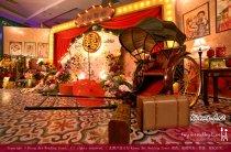 Kuala Lumpur Wedding Deco Decoration Kiong Art Wedding Deco Old Shanghai Style Wedding 旧上海风情婚礼 Steven and Tze Hui at Golden Dragonboat Restaurant 金龙船鱼翅海鲜酒家 Malaysia A16-A02-024