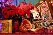 Kuala Lumpur Wedding Deco Decoration Kiong Art Wedding Deco Old Shanghai Style Wedding 旧上海风情婚礼 Steven and Tze Hui at Golden Dragonboat Restaurant 金龙船鱼翅海鲜酒家 Malaysia A16-A02-025