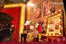 Kuala Lumpur Wedding Deco Decoration Kiong Art Wedding Deco Old Shanghai Style Wedding 旧上海风情婚礼 Steven and Tze Hui at Golden Dragonboat Restaurant 金龙船鱼翅海鲜酒家 Malaysia A16-A02-028