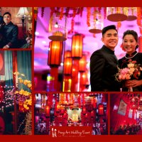 Old Shanghai Style Wedding 旧上海风情婚礼 @ 25 May 2019 | Wedding Theme