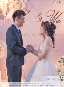 Malaysia Wed Kuala Lumpur Wedding Deco Decoration Kiong Art Wedding Deco Warm and Happy Wedding Theme Chia Hao and Wei Xin Sin Yang Restaurant Batu Pahat A15-A01-023