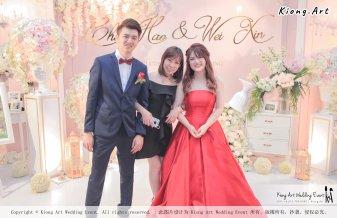 Malaysia Wed Kuala Lumpur Wedding Deco Decoration Kiong Art Wedding Deco Warm and Happy Wedding Theme Chia Hao and Wei Xin Sin Yang Restaurant Batu Pahat A15-A01-045