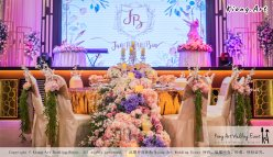 Kuala Lumpur Wedding Event Deco Wedding Planner Kiong Art Wedding Event 吉隆坡一站式婚礼策划布置 A01-004