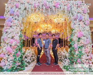 Kuala Lumpur Wedding Event Deco Wedding Planner Kiong Art Wedding Event 吉隆坡一站式婚礼策划布置 A01-010
