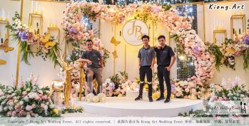 Kuala Lumpur Wedding Event Deco Wedding Planner Kiong Art Wedding Event 吉隆坡一站式婚礼策划布置 A01-012