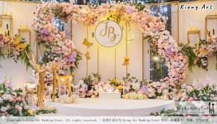 Kuala Lumpur Wedding Event Deco Wedding Planner Kiong Art Wedding Event 吉隆坡一站式婚礼策划布置 A01-013