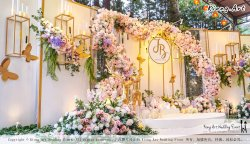 Kuala Lumpur Wedding Event Deco Wedding Planner Kiong Art Wedding Event 吉隆坡一站式婚礼策划布置 B01-001
