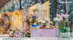 Kuala Lumpur Wedding Event Deco Wedding Planner Kiong Art Wedding Event 吉隆坡一站式婚礼策划布置 B01-002