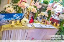 Kuala Lumpur Wedding Event Deco Wedding Planner Kiong Art Wedding Event 吉隆坡一站式婚礼策划布置 B01-005