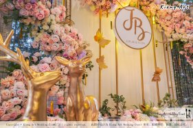 Kuala Lumpur Wedding Event Deco Wedding Planner Kiong Art Wedding Event 吉隆坡一站式婚礼策划布置 B01-009