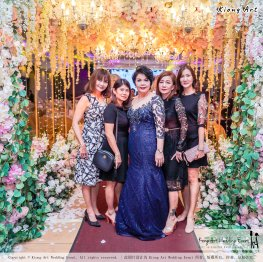 Kuala Lumpur Wedding Event Deco Wedding Planner Kiong Art Wedding Event 吉隆坡一站式婚礼策划布置 B01-012