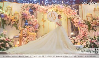Kuala Lumpur Wedding Event Deco Wedding Planner Kiong Art Wedding Event 吉隆坡一站式婚礼策划布置 C01-004