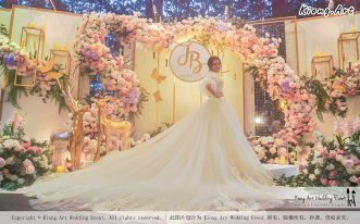 Kuala Lumpur Wedding Event Deco Wedding Planner Kiong Art Wedding Event 吉隆坡一站式婚礼策划布置 C01-005