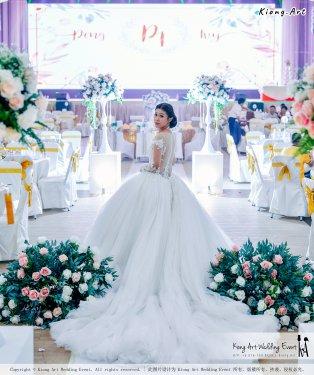 Kuala Lumpur Wedding Event Deco Wedding Planner Kiong Art Wedding Event 吉隆坡一站式婚礼策划布置 Klang Commercial Convention Centre KCCC 巴生皇城商务会展中心 F01-006