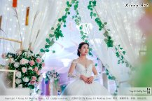 Kuala Lumpur Wedding Event Deco Wedding Planner Kiong Art Wedding Event 吉隆坡一站式婚礼策划布置 Klang Commercial Convention Centre KCCC 巴生皇城商务会展中心 F01-008