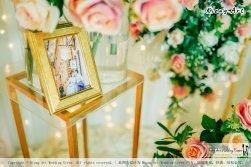Kuala Lumpur Wedding Event Deco Wedding Planner Kiong Art Wedding Event 吉隆坡一站式婚礼策划布置 Klang Commercial Convention Centre KCCC 巴生皇城商务会展中心 A01-013