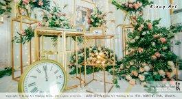 Kuala Lumpur Wedding Event Deco Wedding Planner Kiong Art Wedding Event 吉隆坡一站式婚礼策划布置 Klang Commercial Convention Centre KCCC 巴生皇城商务会展中心 A01-019