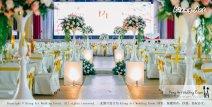 Kuala Lumpur Wedding Event Deco Wedding Planner Kiong Art Wedding Event 吉隆坡一站式婚礼策划布置 Klang Commercial Convention Centre KCCC 巴生皇城商务会展中心 B01-004