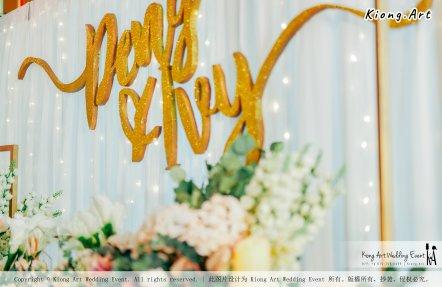 Kuala Lumpur Wedding Event Deco Wedding Planner Kiong Art Wedding Event 吉隆坡一站式婚礼策划布置 Klang Commercial Convention Centre KCCC 巴生皇城商务会展中心 B01-020