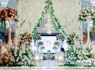 Kuala Lumpur Wedding Event Deco Wedding Planner Kiong Art Wedding Event 吉隆坡一站式婚礼策划布置 Klang Commercial Convention Centre KCCC 巴生皇城商务会展中心 C01-002