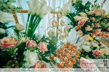 Kuala Lumpur Wedding Event Deco Wedding Planner Kiong Art Wedding Event 吉隆坡一站式婚礼策划布置 Klang Commercial Convention Centre KCCC 巴生皇城商务会展中心 C01-004