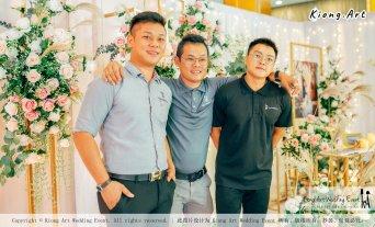 Kuala Lumpur Wedding Event Deco Wedding Planner Kiong Art Wedding Event 吉隆坡一站式婚礼策划布置 Klang Commercial Convention Centre KCCC 巴生皇城商务会展中心 C01-008