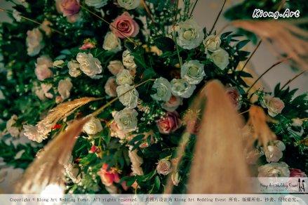 Kuala Lumpur Wedding Event Deco Wedding Planner Kiong Art Wedding Event 吉隆坡一站式婚礼策划布置 Klang Commercial Convention Centre KCCC 巴生皇城商务会展中心 D01-007