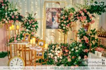 Kuala Lumpur Wedding Event Deco Wedding Planner Kiong Art Wedding Event 吉隆坡一站式婚礼策划布置 Klang Commercial Convention Centre KCCC 巴生皇城商务会展中心 D01-008