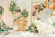 Kuala Lumpur Wedding Event Deco Wedding Planner Kiong Art Wedding Event 吉隆坡一站式婚礼策划布置 Klang Commercial Convention Centre KCCC 巴生皇城商务会展中心 D01-014